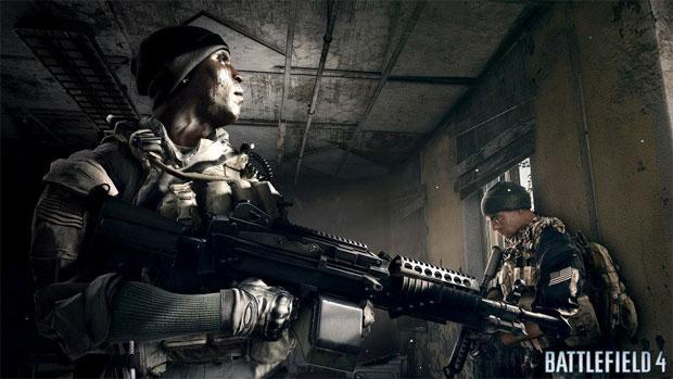 Iluminação é um dos destaques em Battlefield 4 (Foto: Divulgação) (Foto: Iluminação é um dos destaques em Battlefield 4 (Foto: Divulgação))