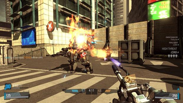 Blacklight: Retribution será gratuito também no PS4 (Foto: Divulgação)