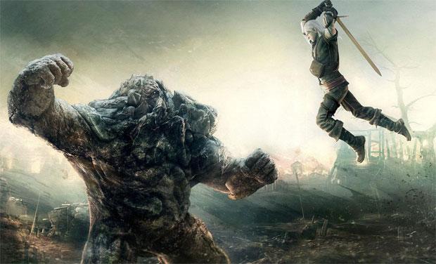 The Witcher 3 é RPG de próxima geração (Foto: Divulgação)