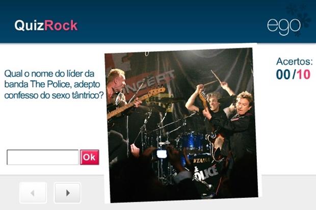 Ego Quiz Rock (Foto: Reprodução/ Raquel Freire)