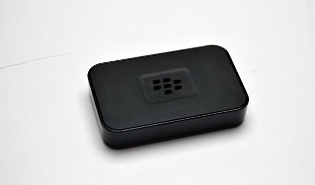 BlackBerry Music Gateway é muito pequeno (Foto: Stella Dauer)