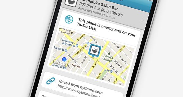 Foursquare lançou extensão no Chrome para salvar novos estabelecimentos na lista do app (Foto: Divulgação)