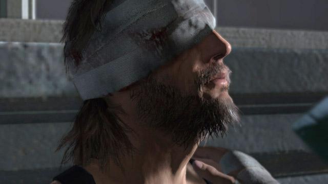 The Phantom Pain é o mais novo jogo da série Metal Gear Solid (Foto: Divulgação)
