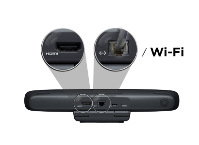 A Logitech TV Cam HD traz o Skype já integrado