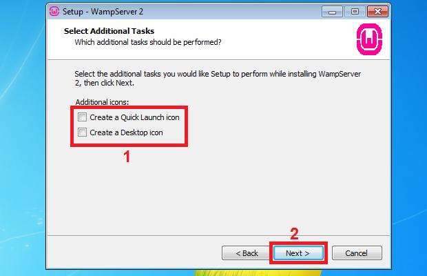 Escolhendo onde serão instalados ícones do programa (Foto: Reprodução/Edivaldo Brito) (Foto: Escolhendo onde serão instalados ícones do programa (Foto: Reprodução/Edivaldo Brito))