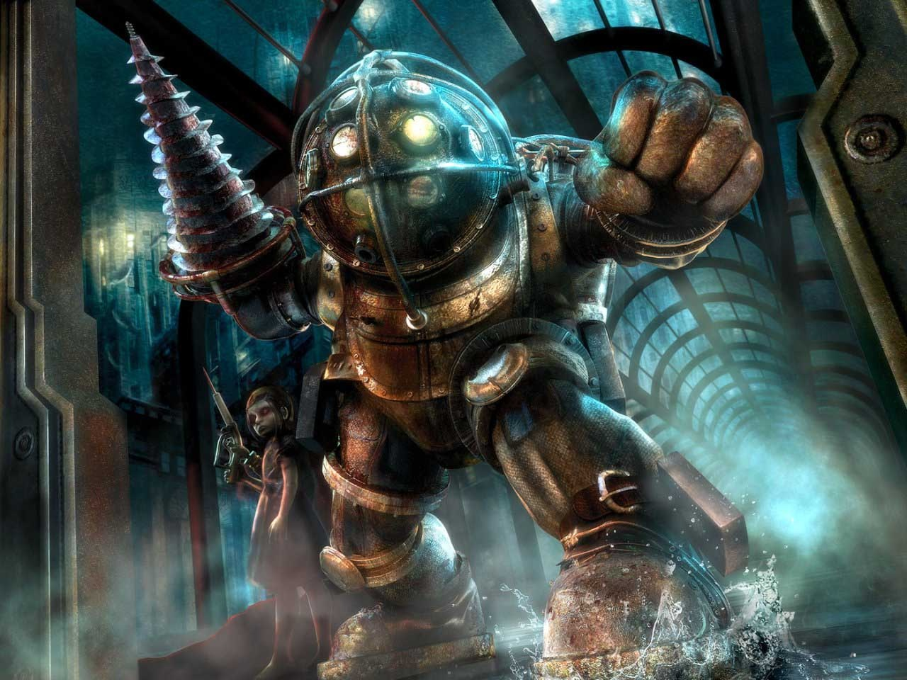 BioShock (Foto: Divulgação)