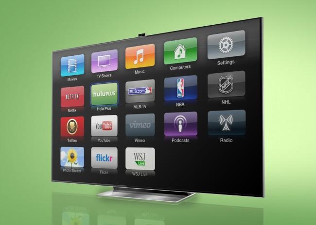 Expectativa é enorme em torno da possível iTV (Foto: Reprodução/DigiTimes)