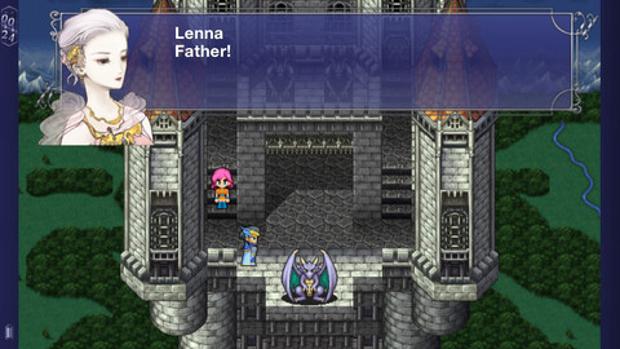 Final Fantasy V é mais um clássico da Square Enix a chegar no iOS (Foto: Divulgação)