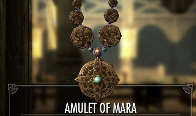 Amulet of Mara (Foto: Reprodução)