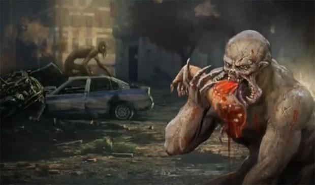 Mutant Badlands tem cenas fortes e assustadoras (Foto: Divulgação)