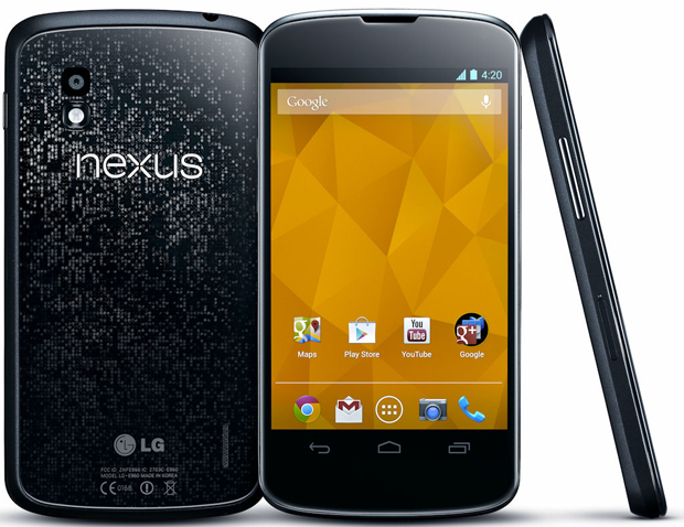 Nexus 4, smartphone do Google e LG, chegou ao Brasil (Foto: Divulgação)