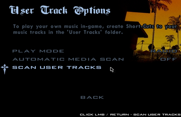 User Track GTA San Andreas (Foto: User Track GTA San Andreas)