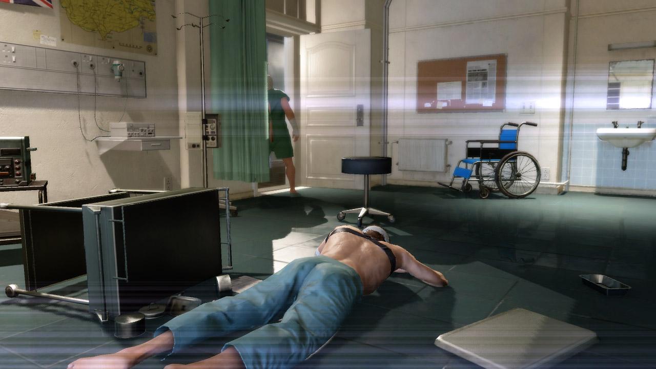 O início, e tutorial, de Metal Gear Solid 5: The Phantom Pain (Foto: Divulgação)