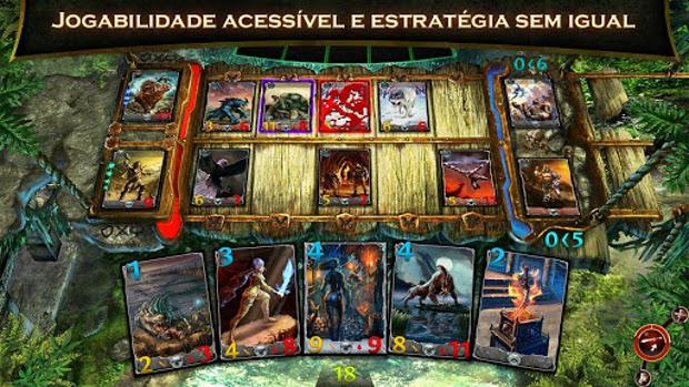 Prepare-se para entrar no mundo dos trading card games com Order & Chaos: Duels (Foto: Divulgação)