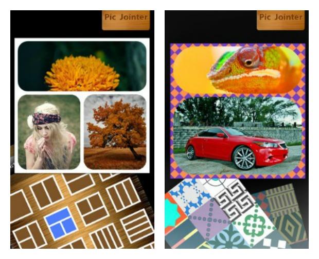 Pic Jointer para iOS (Foto: Reprodução/App Store)