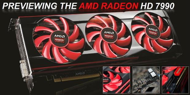 Design de referência da AMD conta com três ventiladores e aponta para o poder da placa (Foto: Reprodução)