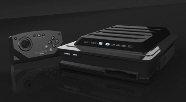 RetroN 5 roda SNES, Mega Drive, GBA e tem entrada HDMI (Foto: Divulgação)