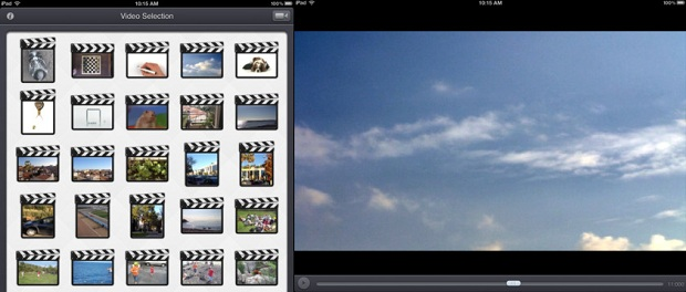 Vídeo Rotate corrige vídeos filmados na orientação errada (Foto: Divulgação)