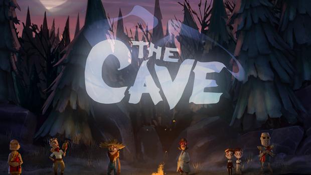 The Cave promete revelar seus segredos mais profundos (Foto: Divulgação)