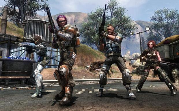 Defiance é aventura multiplayer inspirada em seriado (Foto: Divulgação)