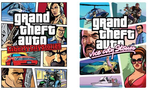 Dois GTAs são relançados no PS3 (Foto: Reprodução/Gematsu)