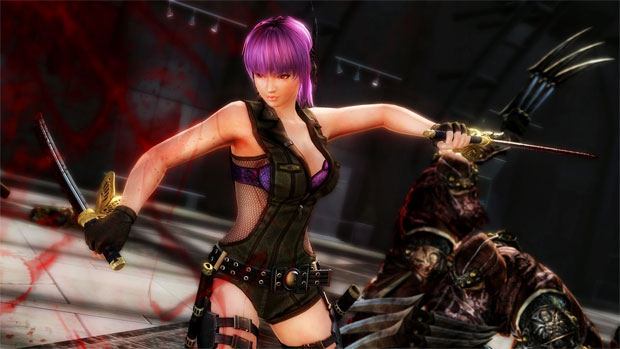 Ninja Gaiden 3: Razor's Edge tem novos personagens (Foto: Divulgação)