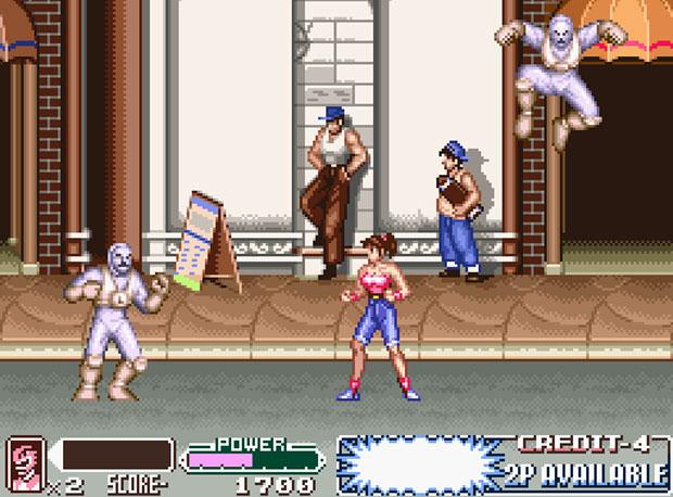 Power Rangers The Movie adaptou o filme para os games (Foto: Reprodução/UV List)