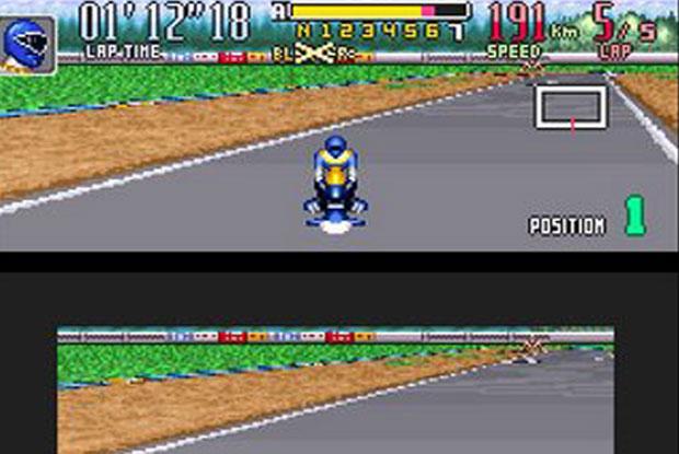 """Power Rangers Zeo teve um jogo de """"kart"""" (Foto: Reprodução/SNES Brasil)"""