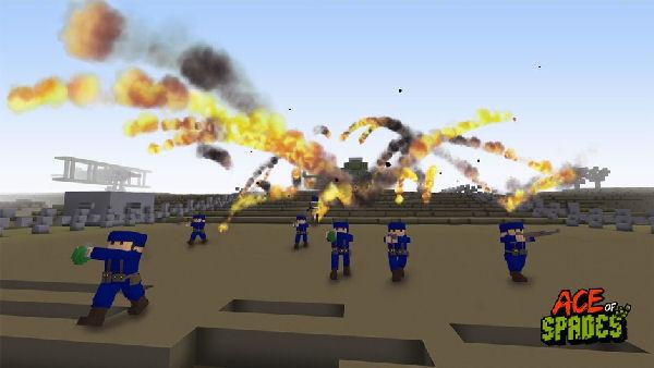 Verdadeiras guerras acontecem em Ace of Spades (Foto: Divulgação)