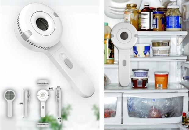 Fresh CO2 aumenta validade dos alimentos na geladeira (Foto: Divulgação)