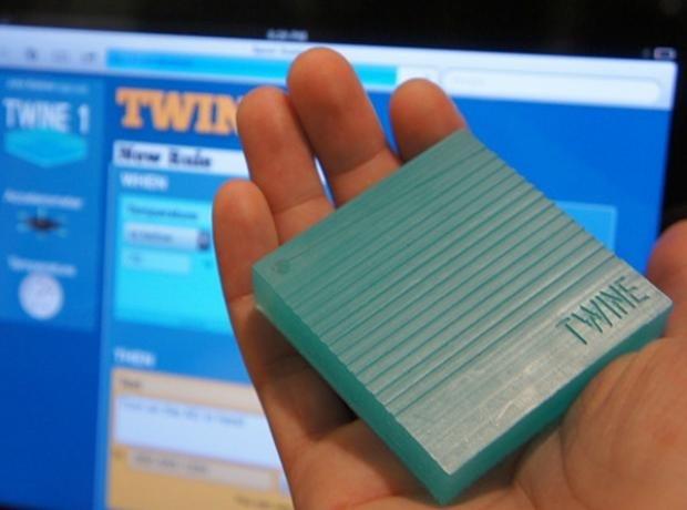 Twine e sua interface Spool (Foto: Divulgação)