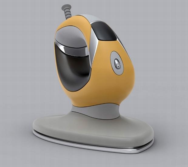 360 Iron, o ferro com recursos inteligentes (Foto: Divulgação)