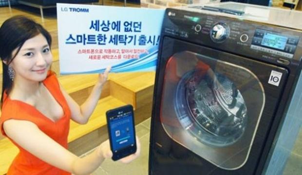 LG Smart Washing Machine (Foto: Reprodução)