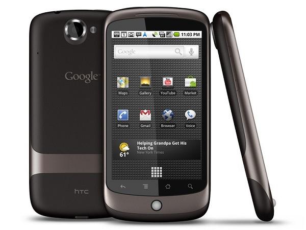Apesar de ser bem avaliado pela crítica especializada, Nexus One não foi bem nas vendas. (Foto: Reprodução)