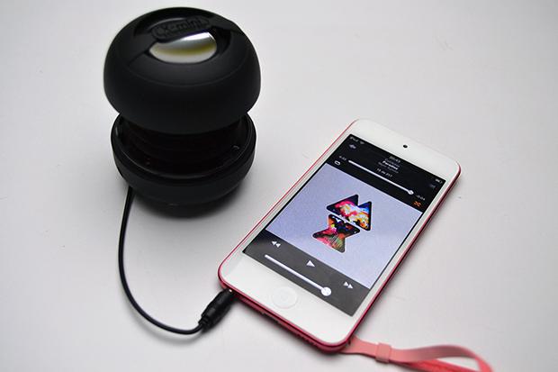 O Kai conectado a um gadget