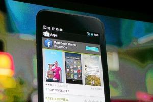 Home vai ser disponibilizado no Google Play (Foto: Reprodução/CNET)