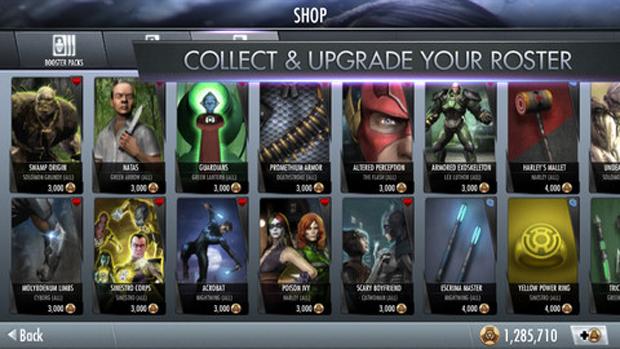 Apesar de ser grátis, game tem opções de pagamento (Foto: Divulgação)