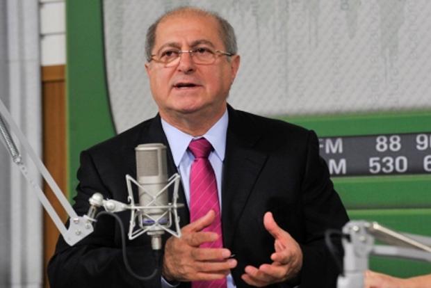 """Paulo Bernardo participou do programa """"Bom Dia, Ministro""""(Foto: Reprodução/ Antônio Cruz/ABr)"""
