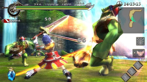 Ragnarok Odyssey Ace tem novas fases e melhores gráficos (Foto: Divulgação)