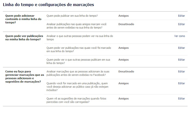 Cuidado com as publicações no feed (Foto: Reprodução Thiago Barros)