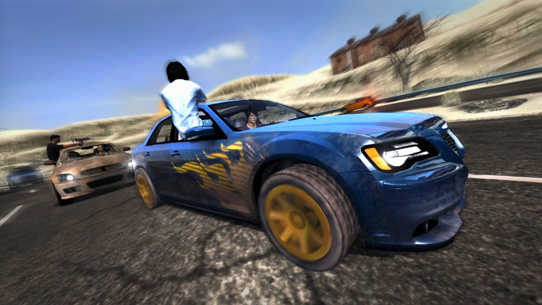 Fast & Furious: Showdown não inova nos gráficos, mas promete muita ação (Foto: Divulgação)