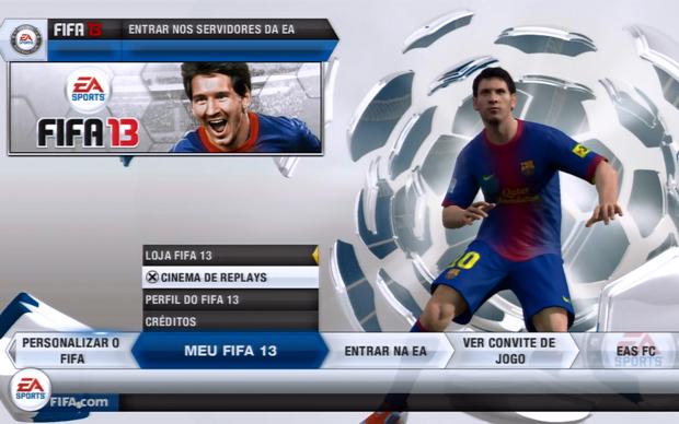 Fifa 13 (Foto: Reprodução)