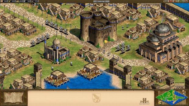 Age of Empires 2 retorna em HD (Foto: Divulgação) (Foto: Age of Empires 2 retorna em HD (Foto: Divulgação))