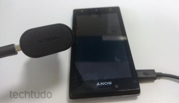 Smartphones podem ser danificados por carregador de outras marcas (Foto: Elson de Souza/TechTudo)