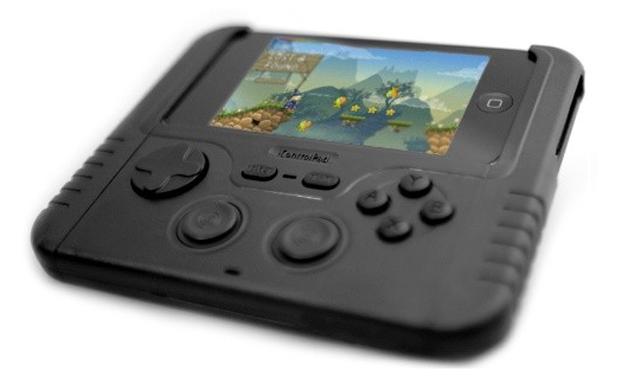 ControlPad para iPad transforma tablet em videogame (Foto: Divulgação)