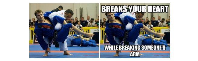 Lutador está fazendo sucesso por ser fotogênico (Foto: Reprodução/Know Your Meme)