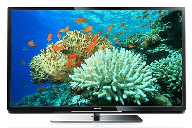 Philips aposta numa TV 3D mais barata (Foto: Divulgação/Philips)