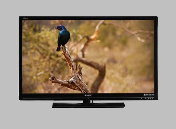 Sharp aposta em uma smart TV mais robusta (Foto: Divulgação/Sharp)