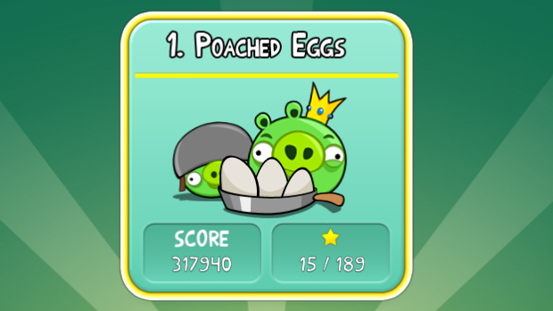 São disponibilizados ovos de ouro em diversos níveis. (Foto: Reprodução)