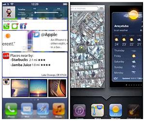 Conceitos para iOS 7 (Imagem: Reprodução / Daniel Pinto)